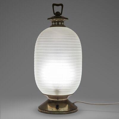 Pietro Chiesa, 'A table lamp', circa 1942