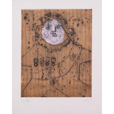 Enrico Baj, 'Untitled', circa 1980