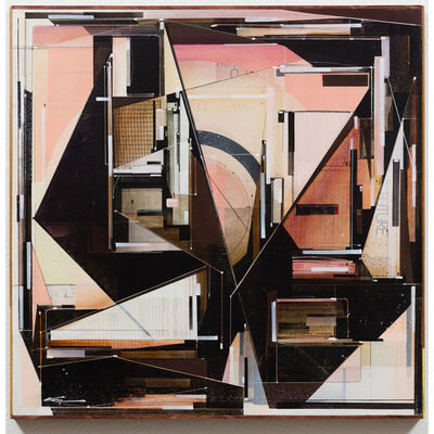 Augustine Kofie, 'Future Field', 2017