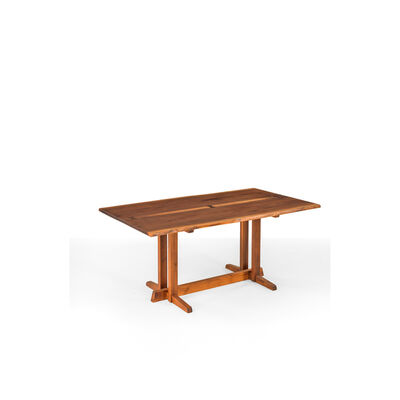 George Nakashima, 'Frenchman'S Cove, Dining Table', 1970