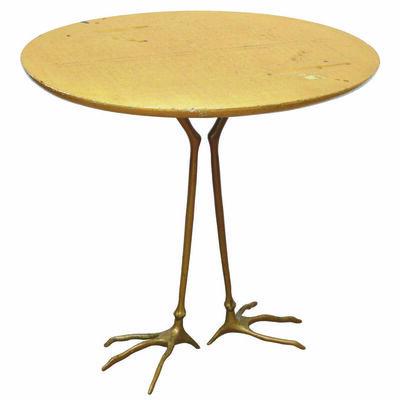 Meret Oppenheim, 'Traccia Table', 1970