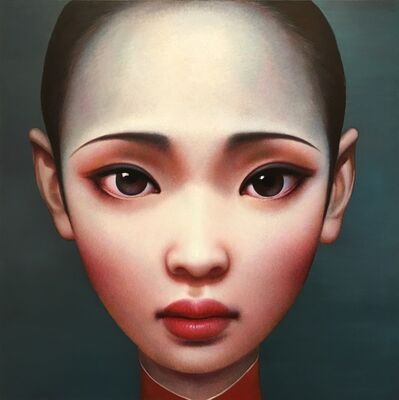 Zhang Xiangming, 'Beijing Girl', 2015