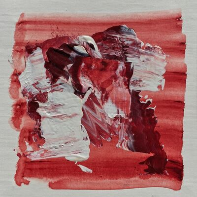 Isabella Innis, 'Red Valley Study 1', 2019