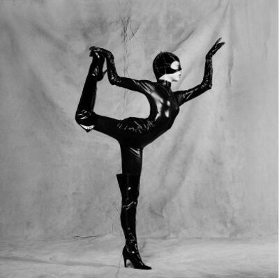 Tyler Shields, 'Catwoman Ballet', ca. 2018