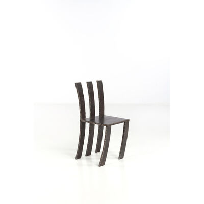 Bernar Venet, 'Chair', 1990