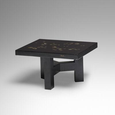 Ado Chale, 'coffee table', c. 1970