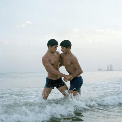 Valery Katsuba, 'Brothers-Wrestlers ', 2006