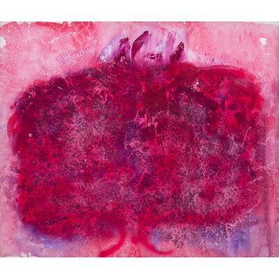 Jean Messagier, 'Portrait du gel'