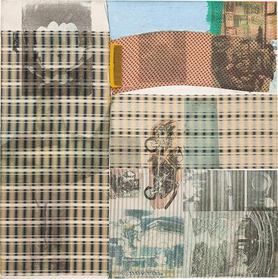Robert Rauschenberg, 'Tally - Signal Series', 1980
