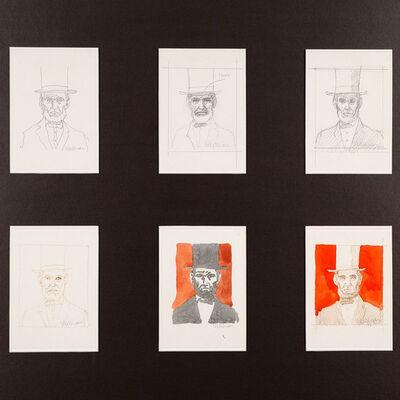 Neil Weilliver, 'Abraham Lincoln x 6', ca. 1980