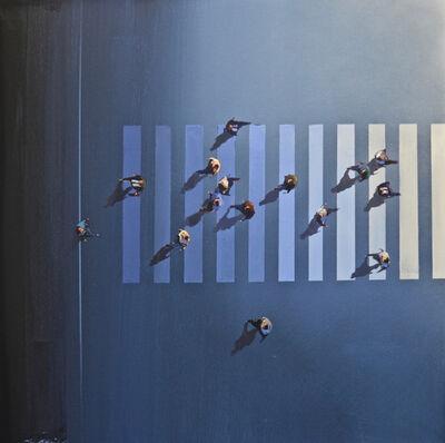 Mel Brigg, 'Crossroads 1', 2020
