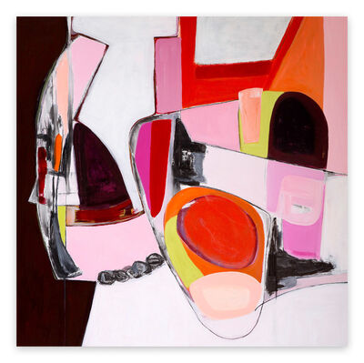 Irene Nelson, 'Syncopation (Abstract painting)', 2019