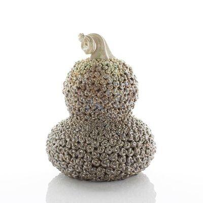 Kate Malone, 'Passementerie Dark Lustre Gourd', 2016