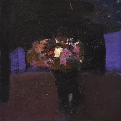 Jennifer Hornyak, 'Blue Violet with Black', 2019