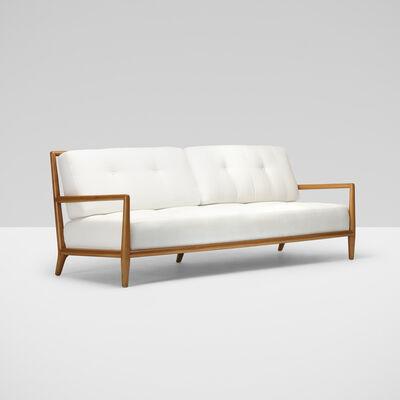 T.H. Robsjohn-Gibbings, 'sofa, model 1678', c. 1955