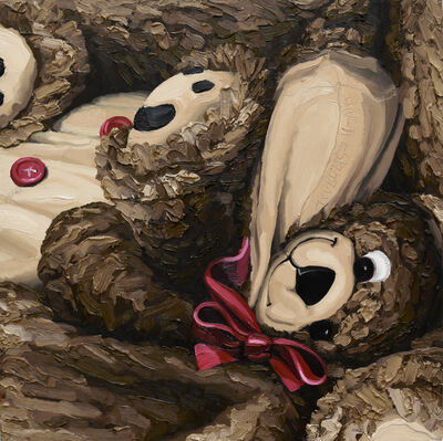 Brent Estabrook, 'Bear Pile', 2019