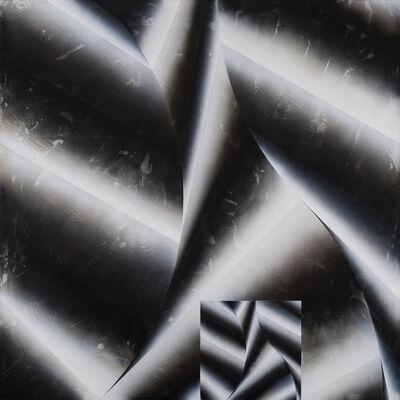 Rogelio Polesello, 'Cuarto Menguante', 2001