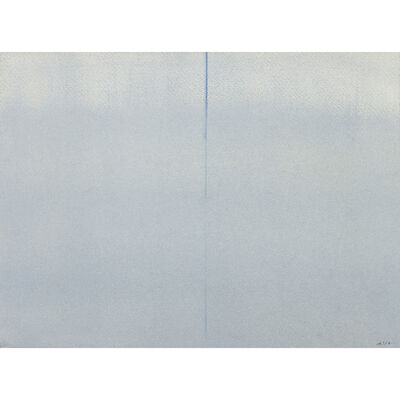 Genevieve Asse, 'Distance IX', 1981