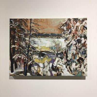 David Alexander, 'Onto the Lake and Across', 2009