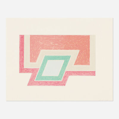 Frank Stella, 'Conway (from the Eccentric Polygons series)', 1974