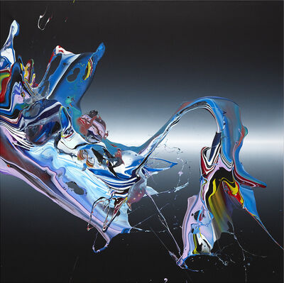 Katrin Fridriks, 'Ultime Spark of Divinity - God Mind', 2021