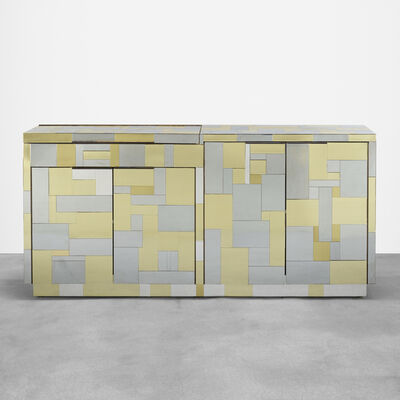 Paul Evans, 'Cityscape bar cabinet from the PE 200 series', c. 1975