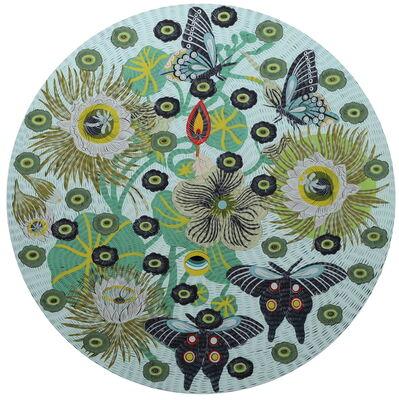 Iruka Toro, 'Fire/Flower', 2016