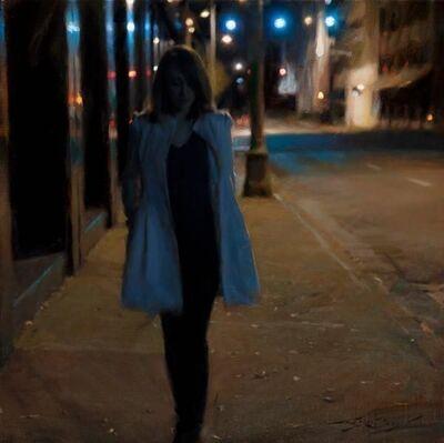 Casey Baugh, 'Nocturn', 2011