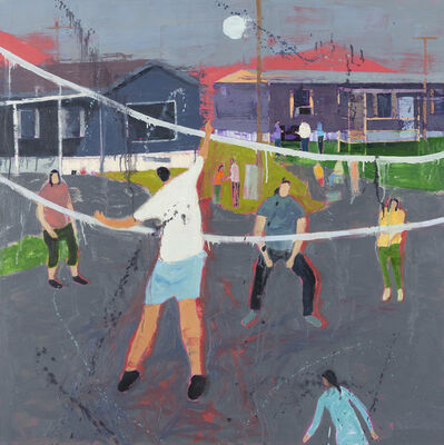 Lindy Chambers, 'Street Volley', 2020