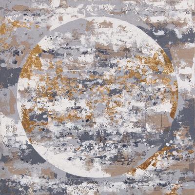 Chelsea Davine, 'Pale Grey Meridian', 2019