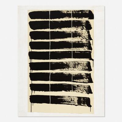 David Reed, 'D8', 1976