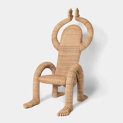 Chris Wolston, 'Nalgona Dining Chair 03', 2019