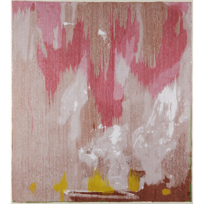 "Helen Frankenthaler, 'Tales Of Genji IV From ""Tales Of Genji""', 1998"