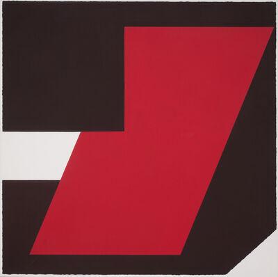 Georg Karl Pfahler, 'Espan Nr. 54', 1981