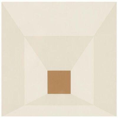 Josef Albers, 'Mitered Square', 1976