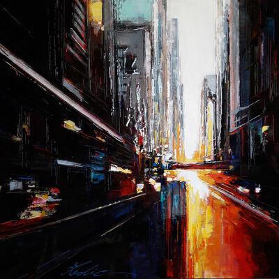 Leslie Berthet Laval, 'Urban City  I', 2019