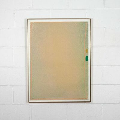 Jules Olitski, 'Graphic Suite Number I (Yellow/Green with flesh)', 1970