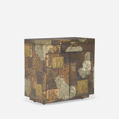Paul Evans (1931-1987), 'Patchwork bar cabinet', c. 1970