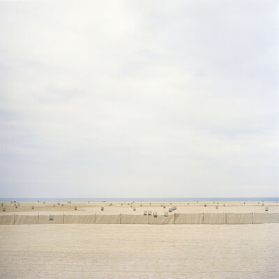 Maria Passarotti, 'Sunbathers, Jones Beach', 2006