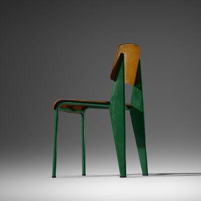 Jean Prouvé, 'Semi-Metal' Chair, No. 305', 1950