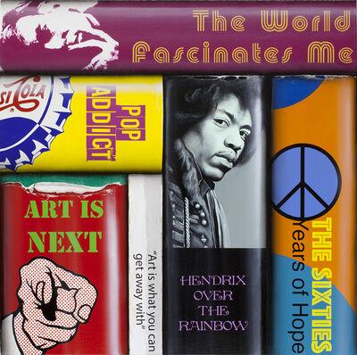 Paul Béliveau, 'Vanitas 16.01.04 : Jimi Hendrix'