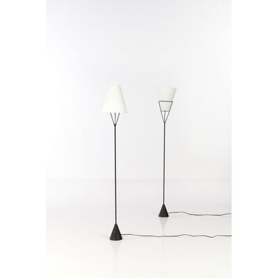 Carl Auböck, 'Pair of lamps', 1951-1952