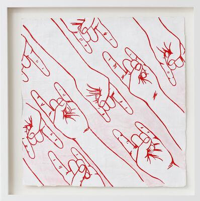 Lauren Bartone, 'Touch Metal', 2014