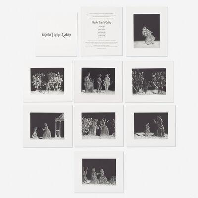 David Levinthal, 'Uncle Tom's Cabin portfolio', 1999