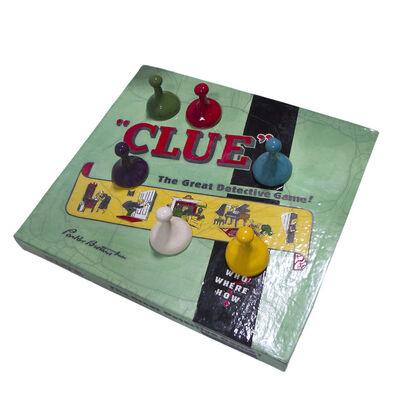 Karen Shapiro, 'Clue Game ', 2019
