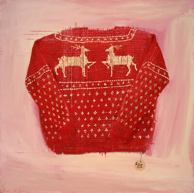 Christopher Brown, 'Christmas Sweater', 2019