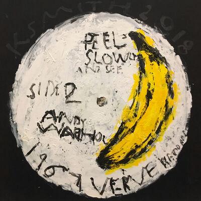 """Kerry Smith, '""""Velvet Underground/ Nico""""', 2018"""