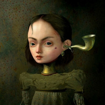 Ray Caesar, 'Silent Whispers Study', 2003