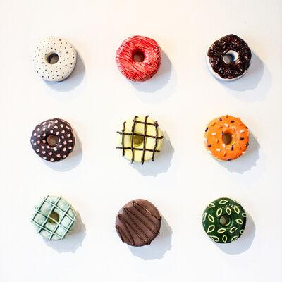 Liv Antonecchia, 'Spring Mix Donut Set'