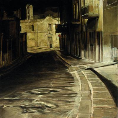 Nicola Nannini, 'Notte. Profumo d'incenso', 2018